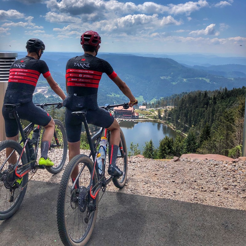 BM Cycling Mummelsee